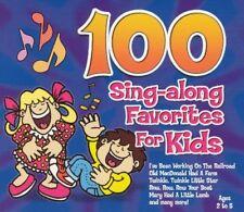 101 Children's Singalong Songs CD | Nursery Rhymes | Kid's Favourites | 2 CD