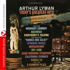 ARTHUR LYMAN - TODAY'S GREATEST HITS NEW CD