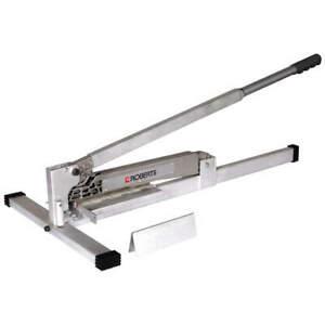 ROBERTS 10-60 Flooring Cutter,1/2 In Cap,9 In L