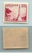 Latvia 1939 SC 210 mint wmk left . f1115