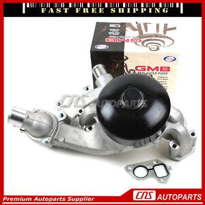 GMB Water Pump Fits 07-19 Chevrolet Buick GMC Hummer 4.8L 5.3L 6.0L 6.2L OHV