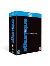 Entourage: The Complete Series Season 1 2 3 4 5 6 7 8 [Blu-ray Set, Region Free]