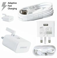 Genuine Charger for Samsung Galaxy S8 S8 Plus EPTA20UWE + Type C USB Data Cable