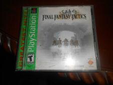 Final Fantasy Tactics  (Sony PlayStation 1, 1998)**{Greatest Hits}*Free Shipping