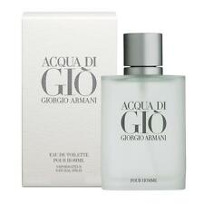 GIORGIO ARMANI Acqua Di Gio 3.4 oz / 100 ml  EDT Cologne for MEN *NEW IN BOX*