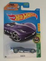 Hot wheels Velocita HW Exotics Purple