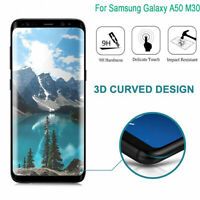 Premium 9H 3D Edge Curved Full Coverage Tempered Glass Film Screen Protector