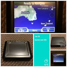 New Garmin GPS Nuvi 255 Come With Australian And New Zealand 2010 Map
