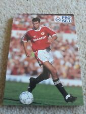 United #295 Pro Set Football 1991-2 Trade Card ANDREI KANCHELSKIS Man C364