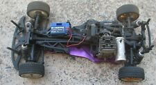 Vintage HPI Nitro RS4 Racer 4WD    R/C   1/10 Scale Nitro Car  Not Working