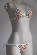 NWT DOLCE & GABBANA D&G Bikini swimsuit =  Small 8 USA, Italy-2