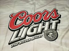 Coors Light 9 Ft. Licensed Pool Cloth