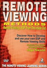 Remote Viewing Methods 2: Remote Viewing Inside [New DVD]