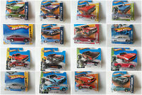 Loose Collectible Cars RARE TO FIND Multiple Hot Wheels DieCast Car Toy 1:64