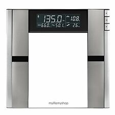 Body Analyzer - Measures Body Fat Percentage Muscle Mass And Water Weight