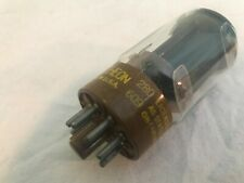 Vintage RAYTHEON 5881 Audio Power tube BRN BASS 280 609 100%