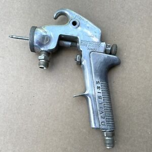Vintage DeVilbiss Paint Spray Gun JGA-502 NO Nozzle NO Canister Untested As-IS