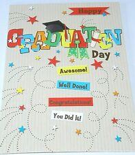 Graduation Card. Happy Graduation Day. Bravo Range by Heartstrings Cards.