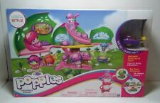 Popples Pop Open Treehouse Spin Master New in Pack Exclusive Sunny Figure