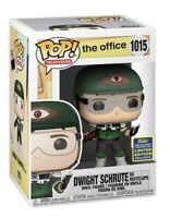 Funko POP! SDCC 2020 The Office: Dwight Schrute as Recyclops Figure #1015