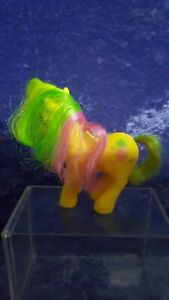 Vintage G1 1987 My Little Pony Tootie Tails Loose OOB