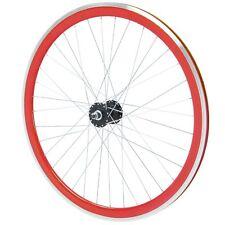 700c 28 inch Viking Wheel Fixie Single-Speed Bicycle High Flange Fixed Wheel B-Ware