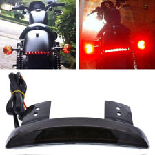 LED Brake Tail Lights w/ Turn Signals For Harley Sportster 883 1200 Forty Eight