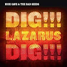 Nick Cave & The Bad Seeds - Dig Lazarus Dig!!! NEW 2 x LP
