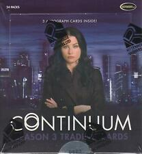 Continuum Season 3 - One Factory Sealed Box