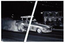 "1970s NHRA Drag Racing-Funny Cars-""Blue Max"" vs ""Jungle Jim"" Liberman-CAPITOL"