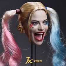 """Jxtoys 1:6 JX-012 Joker Cabello Modelo F 12"""" muñeca de cuerpo femenino Juguetes Regalos Colecciones"""