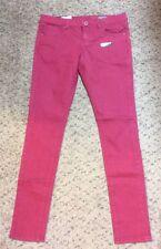 Volcom Ladies Sound Check Super Skinny Jeans Size 11/31