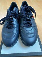 Gucci - Guccissima Leder Sneaker - Gr. EU 42.5 - Blau