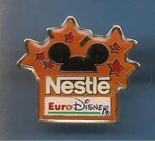 Pin's pin EURO DISNEY NESTLE MICKEY (ref 059)