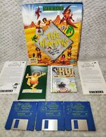 The Humans by Mirage - Commodore Amiga - Boxed - Complete 1992