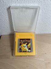 Pokemon Special Pikachu Edition Gelbe Edition Game Boy