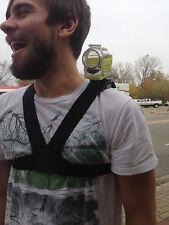 Shoulder Harness Mount Camera Stabilizer Tripod for Contourplus Contour Plus