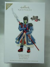 2012 Hallmark Keepsake Ornament Winkie Guard The Wizard Of Oz LQ SE