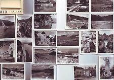 Pochette Photos 20 Vues Noir Et Blanc Aix Le Lac Et Ses Environs - /