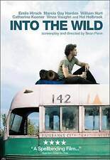 Into the Wild (DVD, 2013) Free Shipping!