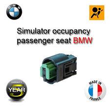 Solution airbag warning light passenger seat BMW E36 E46 E34 E39 E60 E61 E67 X3
