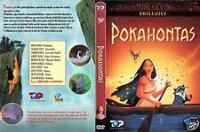 DISNEY POKAHONTAS DVD IN ALBANIAN SHQIP