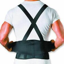 Adjustable Back Support Lumber Belt Brace Work Office Warehouse Gym Home Posture