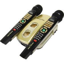 Magic Sing ET - 23 KH HD High Definition Karaoke Double Wireless Mic 4600+ Songs