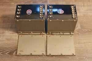 Vintage Altec Hollywood TM-219-B Output Transformers 40's XX Rare - Pair 70 lbs