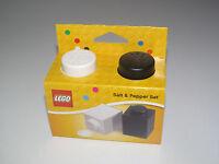 Lego ® Lot Salière + Poivrière Ustensiles Cuisine Salt & Pepper Set NEUF