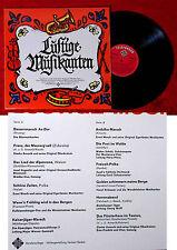 LP Lustige Musikanten (Telefunken Fono Ring SFGLP 78 301) D