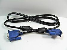 Dell 15-Pin VGA Adapter Cable Male to Male 5FT Video Display Monitor Cable - NEW