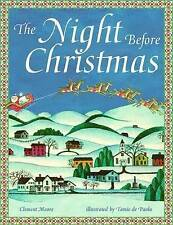 The Night Before Christmas; Colour Picture Book, Paperback, 9780192728470