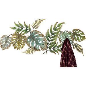 Kare Design Wandgarderobe Jungle Party Grün 107 x 8 x 47